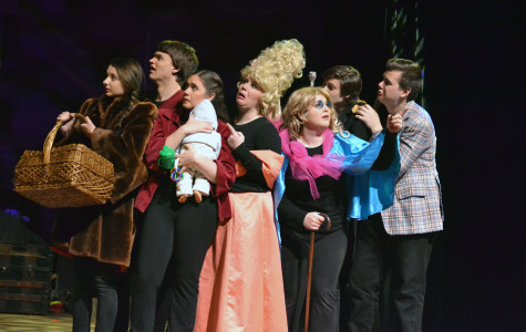 DEHS Presents Into the Woods