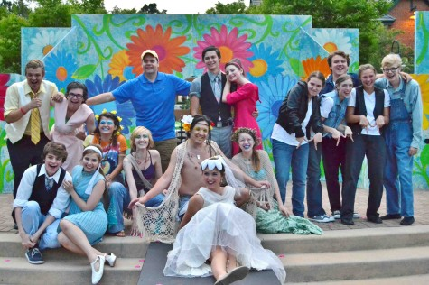 Downingtown East's Fall Play: A Midsummer Night's Dream
