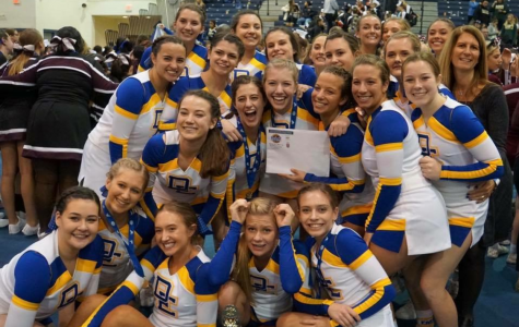 DEHS Cheer Team Earns Bid to Disney for Third Time