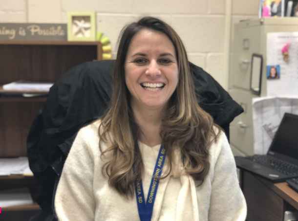 DEHS Welcomes New Guidance Counselor