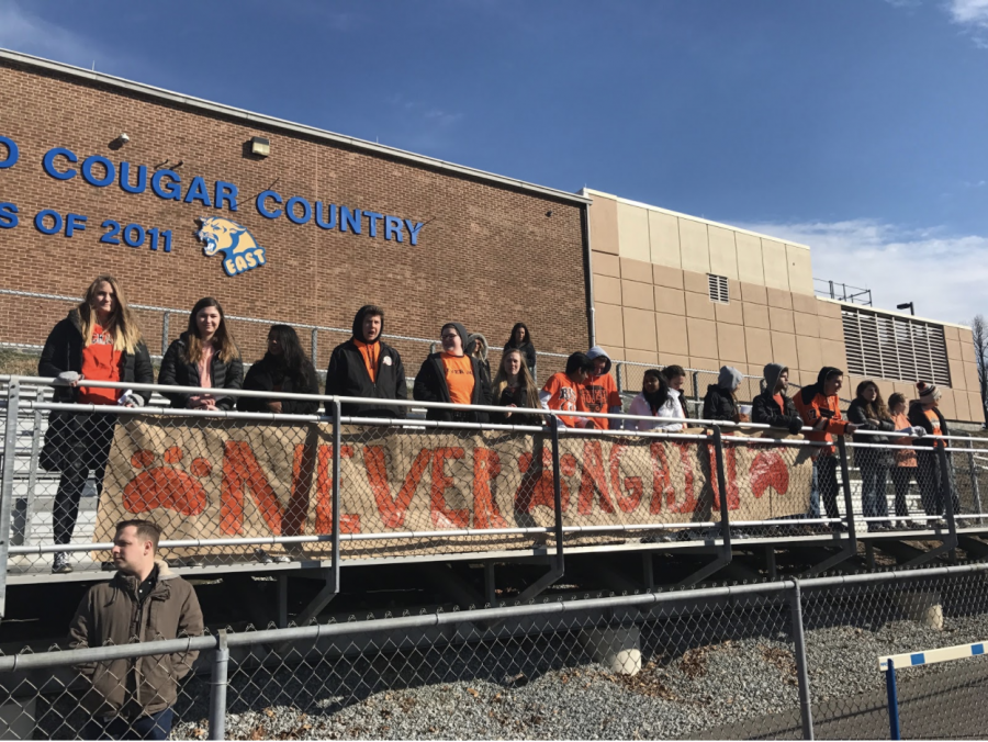 Student Walkout in Support of Stoneman